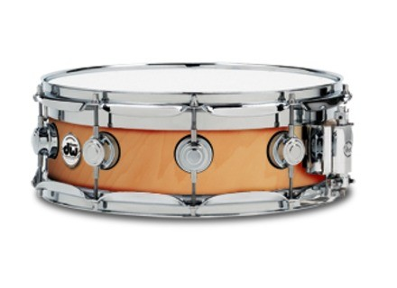 DW Drums Top Edge