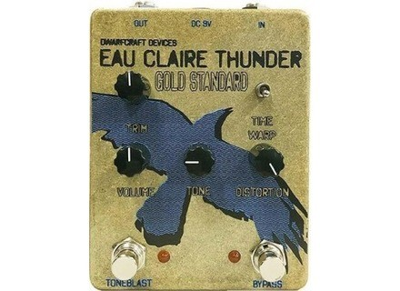 Dwarfcraft Devices Gold Standard Eau Claire Thunder