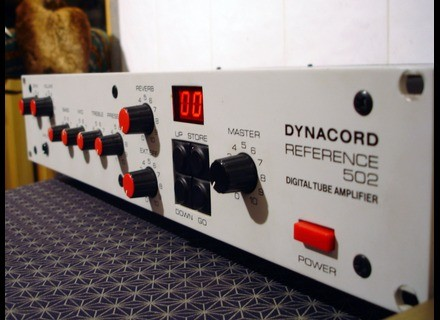 Dynacord Reference 502