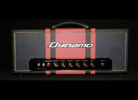 Dynamo Amplification M50X