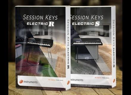 e-instruments Session Keys