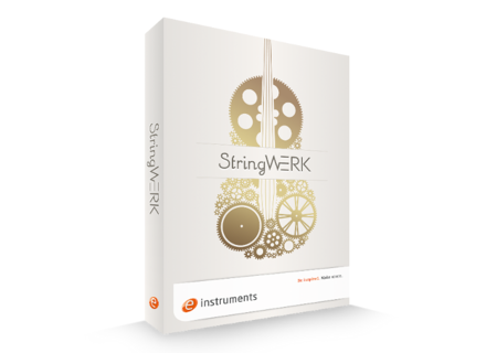e-instruments StringWERK - Studio Strings