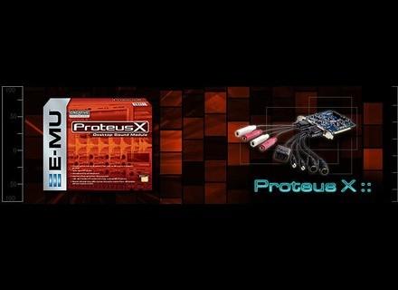 E-MU 0404 Proteus X