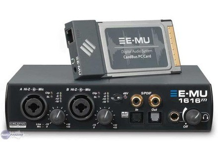 E-MU 1616M