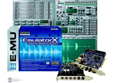 E-MU Emulator X
