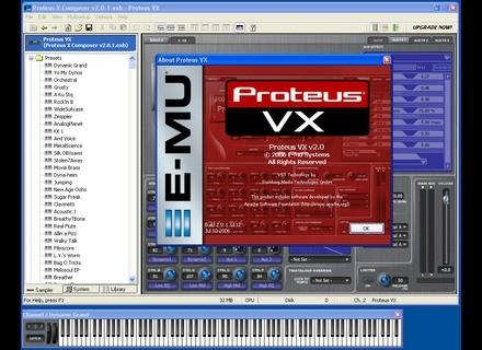 E-MU Proteus VX