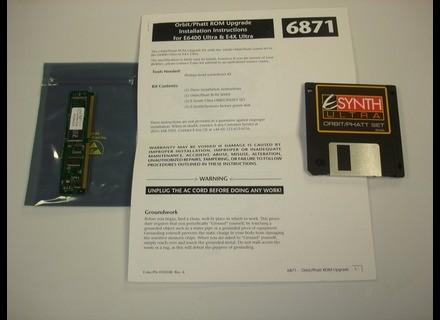 E-MU Rom 16 Mo Orbit / Phatt - 6871