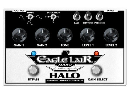 Eagle Lair HALO (Harmonic Amp-Like Overdrive)