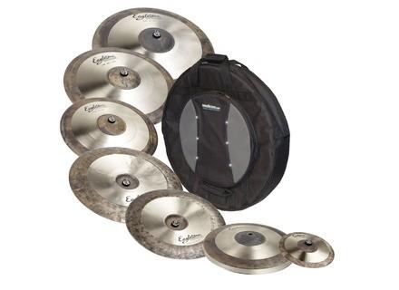 Eagletone Pack Cymbale Chronos Full Set