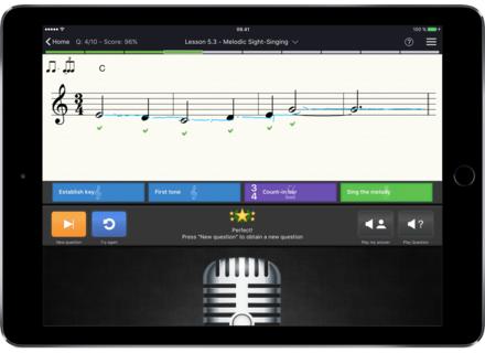 EarMaster ApS EarMaster App
