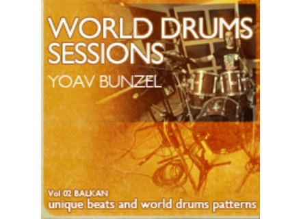 Earth Moments World Drums Sessions - Balkan Drums