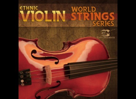 Earth Moments WORLD STRING SERIES - ETHNIC VIOLIN
