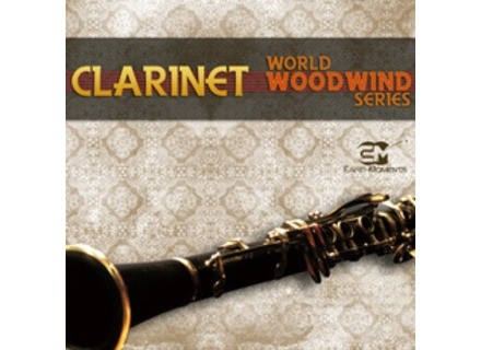 Earth Moments WORLD WOODWIND SERIES - CLARINET