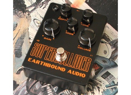 Earthbound Audio Supercollider