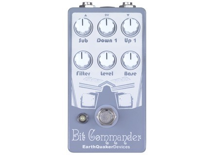 EarthQuaker Devices Bit Commander