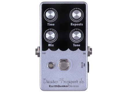 EarthQuaker Devices Disaster Transport Jr