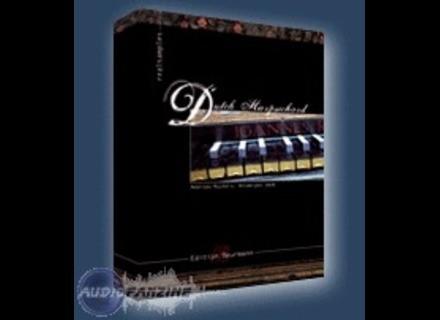 EastWest Dutch Harpsichord