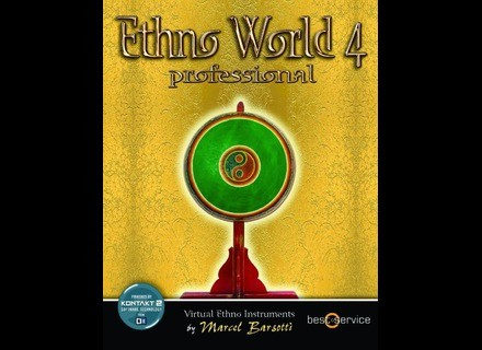 EastWest Ethno World 4 Professional