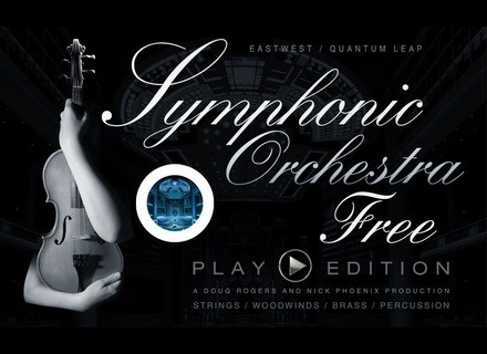 EastWest EWQL Symphonic Orchestra Free Play Edition