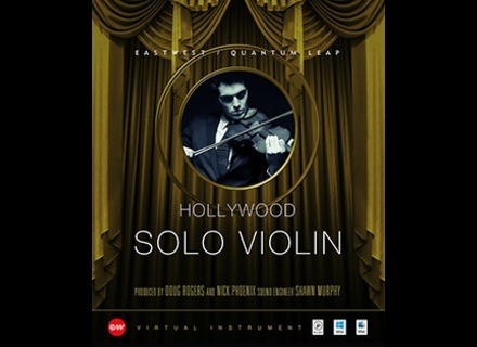EastWest Hollywood Solo Violin