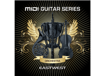 EastWest MIDI Guitars