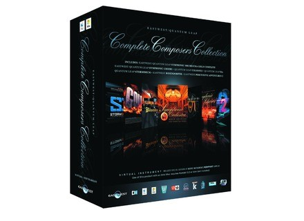 EastWest Quantum Leap Complete Composers Collection