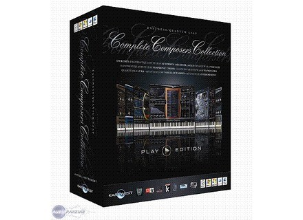 EastWest Quantum Leap Complete Composers Collection PLAY Edition
