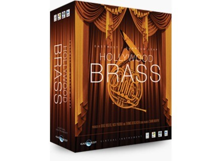 EastWest Quantum Leap Hollywood Brass Silver Edition