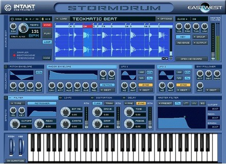 EastWest Quantum Leap Stormdrum
