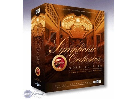 EastWest Quantum Leap Symphonic Orchestra Gold Edition