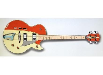 Eastwood Guitars Backlund Rockerbox Bass