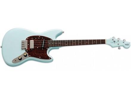 Eastwood Guitars Warren Ellis Signature Tenor 2P