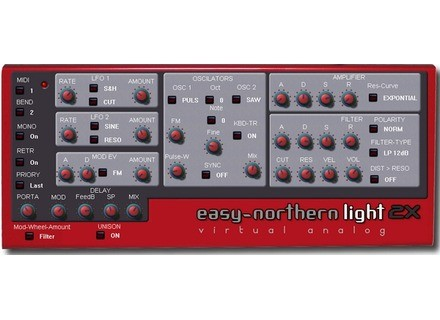 easytoolz easy-northern light 2X