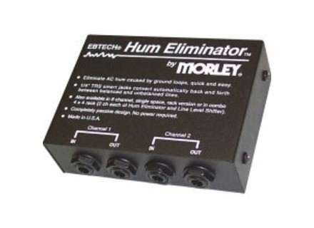 Ebtech HE-2 Hum Eliminator