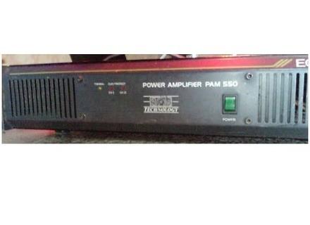Ecler PAM 550