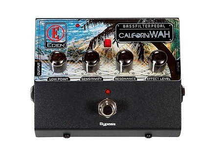 Eden Bass Amplification CaliforniWAH