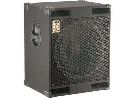 Eden Bass Amplification D