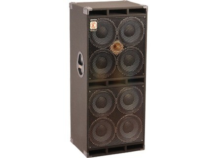 Eden Bass Amplification D810XLT