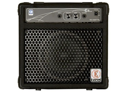 Eden Bass Amplification E8micro