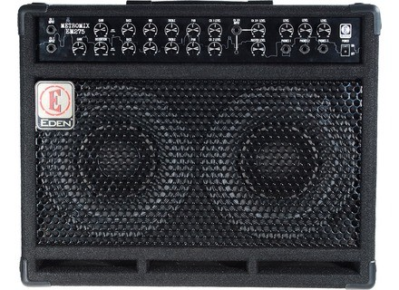 Eden Bass Amplification Metromix