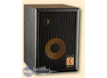 Eden Bass Amplification EM5 Studio Monitor