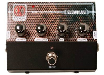 Eden Bass Amplification Glowplug