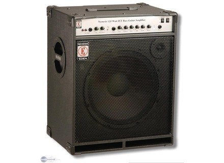 Eden Bass Amplification N15S