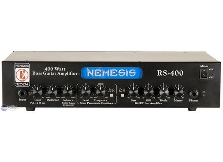 Eden Bass Amplification Nemesis