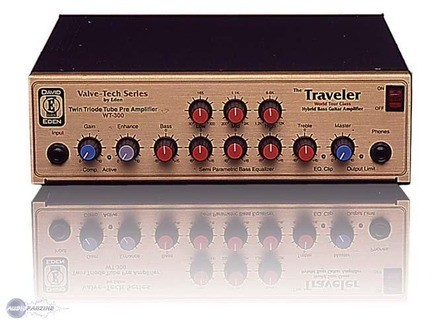 Eden Bass Amplification WT-300 Traveler