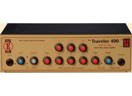 Eden Bass Amplification WT-400 Traveler Plus