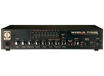 Eden Bass Amplification WTB-1000