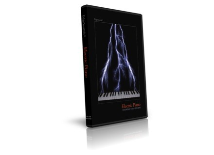Edge Sounds Electric Piano Sample DVD-ROM
