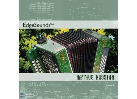 Edge Sounds Native Russian Vol. 2
