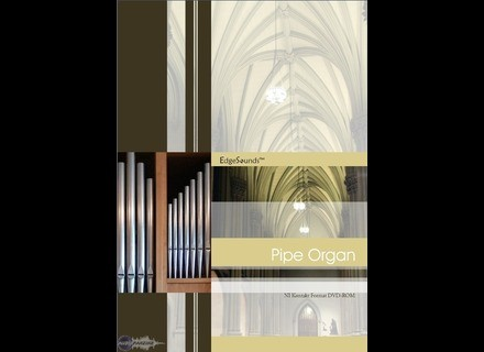 Edge Sounds Pipe Organ